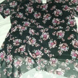 Lane Bryant Tops - Lane Bryant floral top